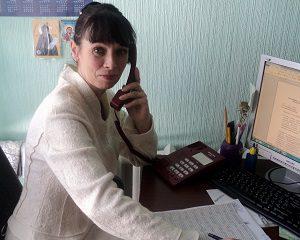 Давидюк Ольга Дмитрівна