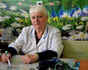 Варга Раїса Антонівна